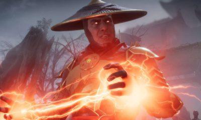 Photo of screen grab from Mortal Kombat video game
