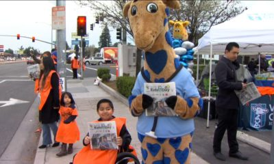 Photo from the 32nd annual Kids Day