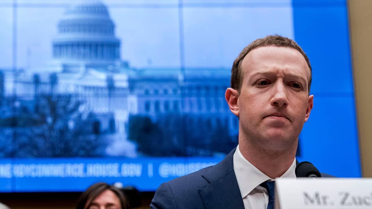 Photo of Mark Zuckerberg