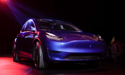 Photo of Tesla Model Y