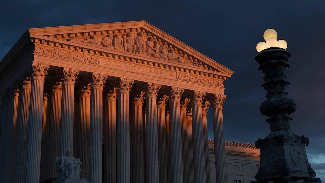 Photo of Supreme Court