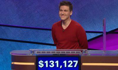 Photo of James Holzhaur on Jeopardy!
