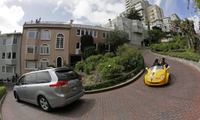Photo of Lombard Street in San Francisco, CA