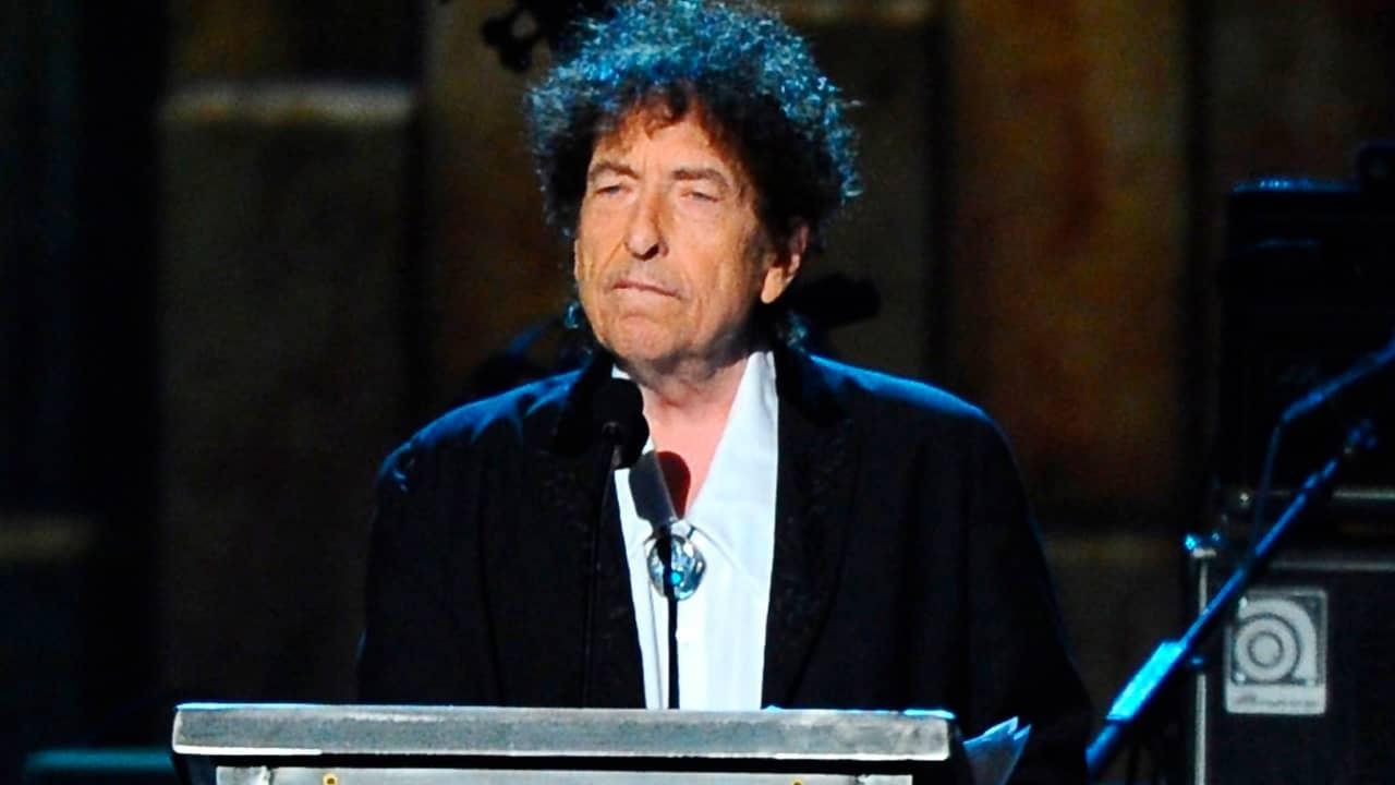 Photo of Bob Dylan