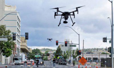 Photo of drone in Reno