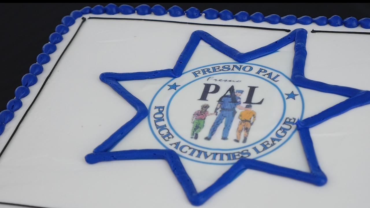 Photo of Fresno PAL logo
