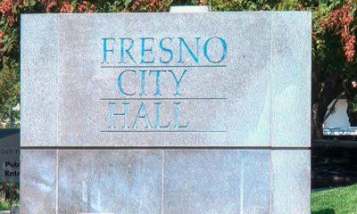 Fresno city hall monument