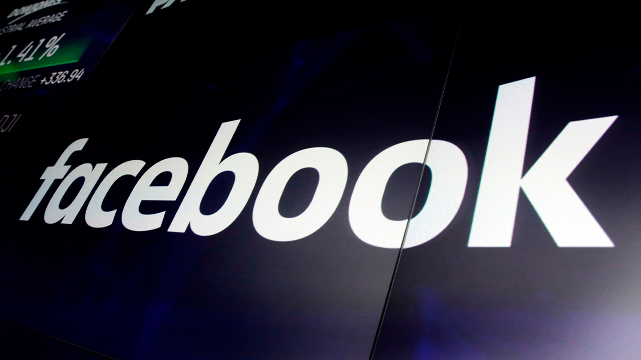Photo of Facebook logo