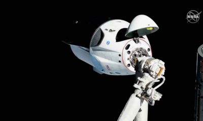 Photo of SpaceX Dragon