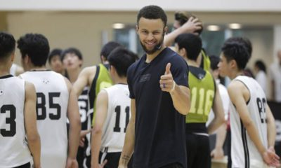 Photo of Steph Curry