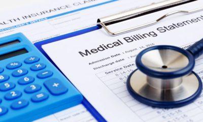 Photo of medical bill