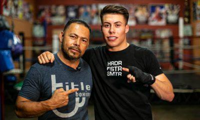 Photo of Tony and Marc Castro