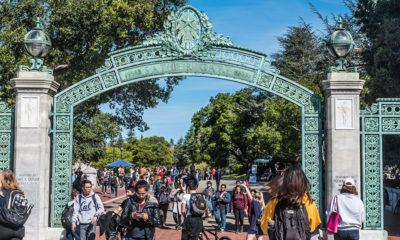 Sather Gate, UC Berkeley