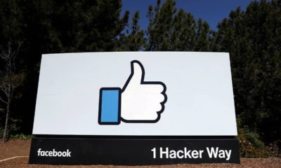 Photo of Facebook sign