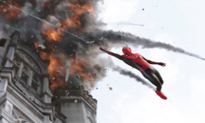 Photo of scene from Spiderman: Far From Home
