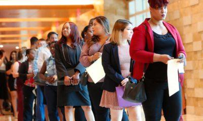 Photo of Florida job applicants