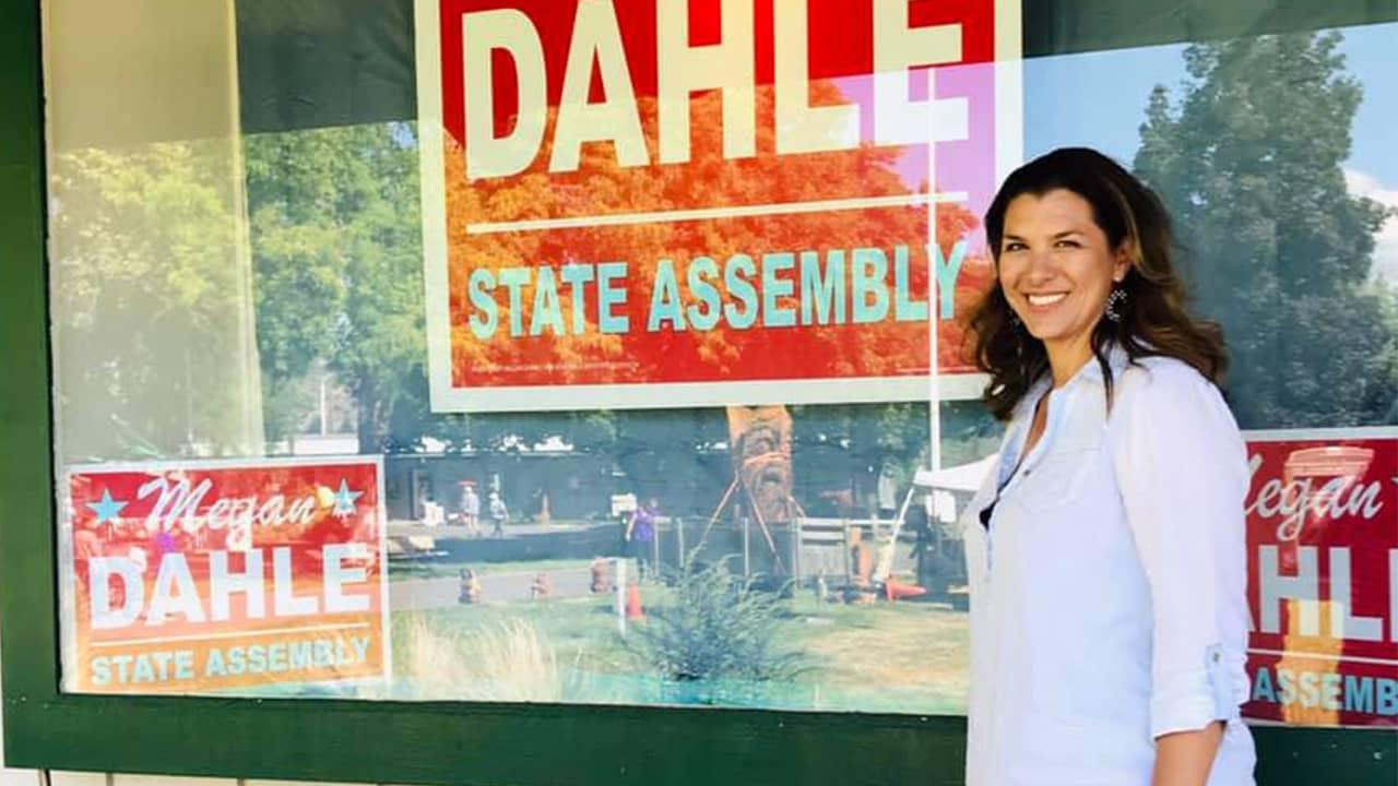 Photo of Megan Dahle