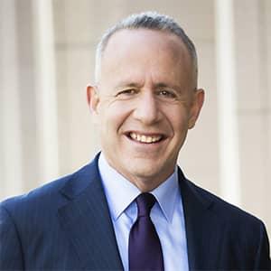 Portrait of Sacramento Mayor Darrell Steinberg