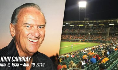 Composite image of John Carbray and Chukchansi Park