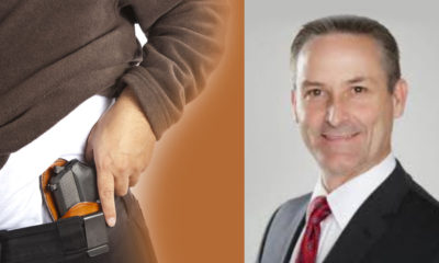 Sheriff Mike Boudreaux, concealed weapon