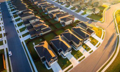 Photo of housing community