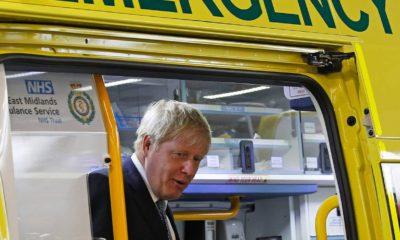 Photo of Boris Johnson