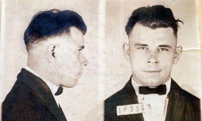 Photo of John Dillinger