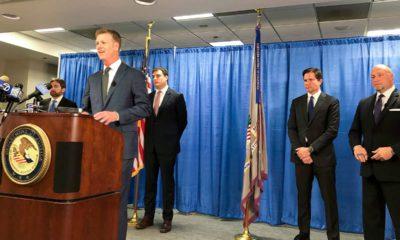 Photo of US attorney David Anderson
