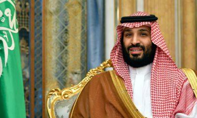 Photo of Saudi Crown Prince