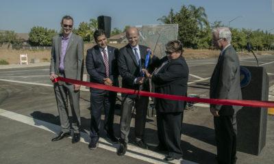 Photo of Veterans Boulevard ribbon cutting