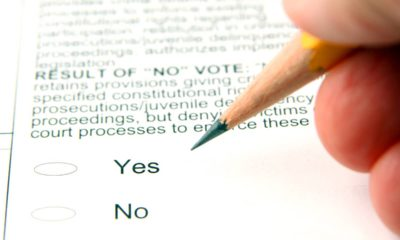 Photo of ballot measures
