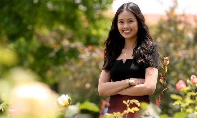 Photo of 2019 CSU Trustees Award winner Jennifer Phan of Fresno State