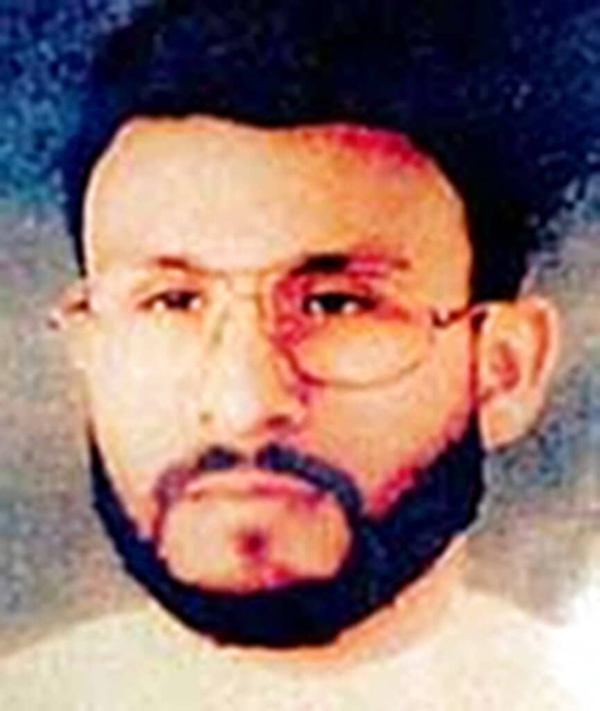 Photo of Abu Zubaydah