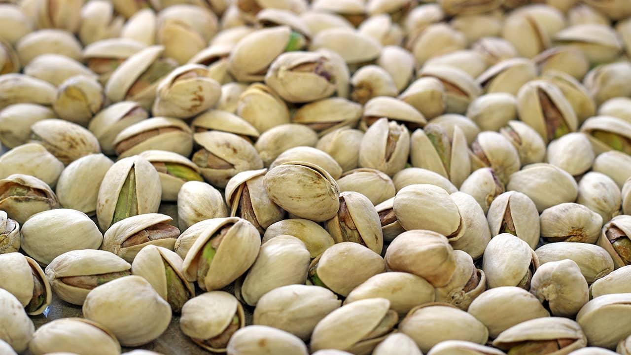 Photo of pistachios