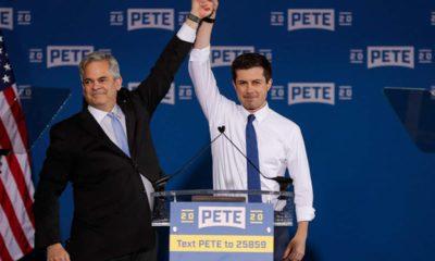 Photo of Pete Buttigieg