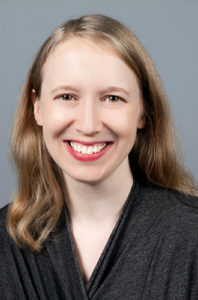 portrait of Dr. Audrey Brumback