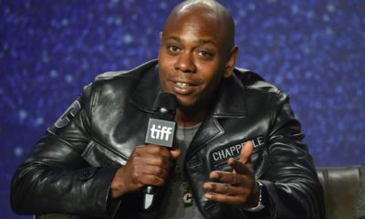 Photo of Dave Chapelle