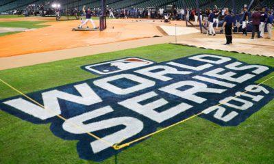 Photo of World Series on field