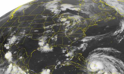 Photo of Hurricane Irene