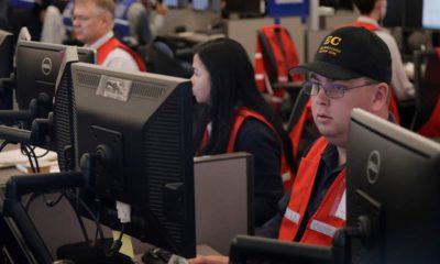 Photo of PG&E employees