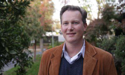 Portrait of state Sen. Andreas Borgeas