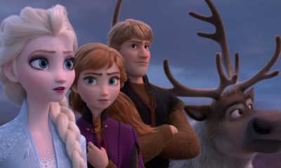 Photo of a scene from Frozen 2