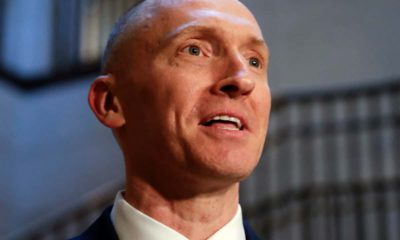 Photo of Carter Page, a foreign policy adviser to Donald Trump's 2016 presidential campaign