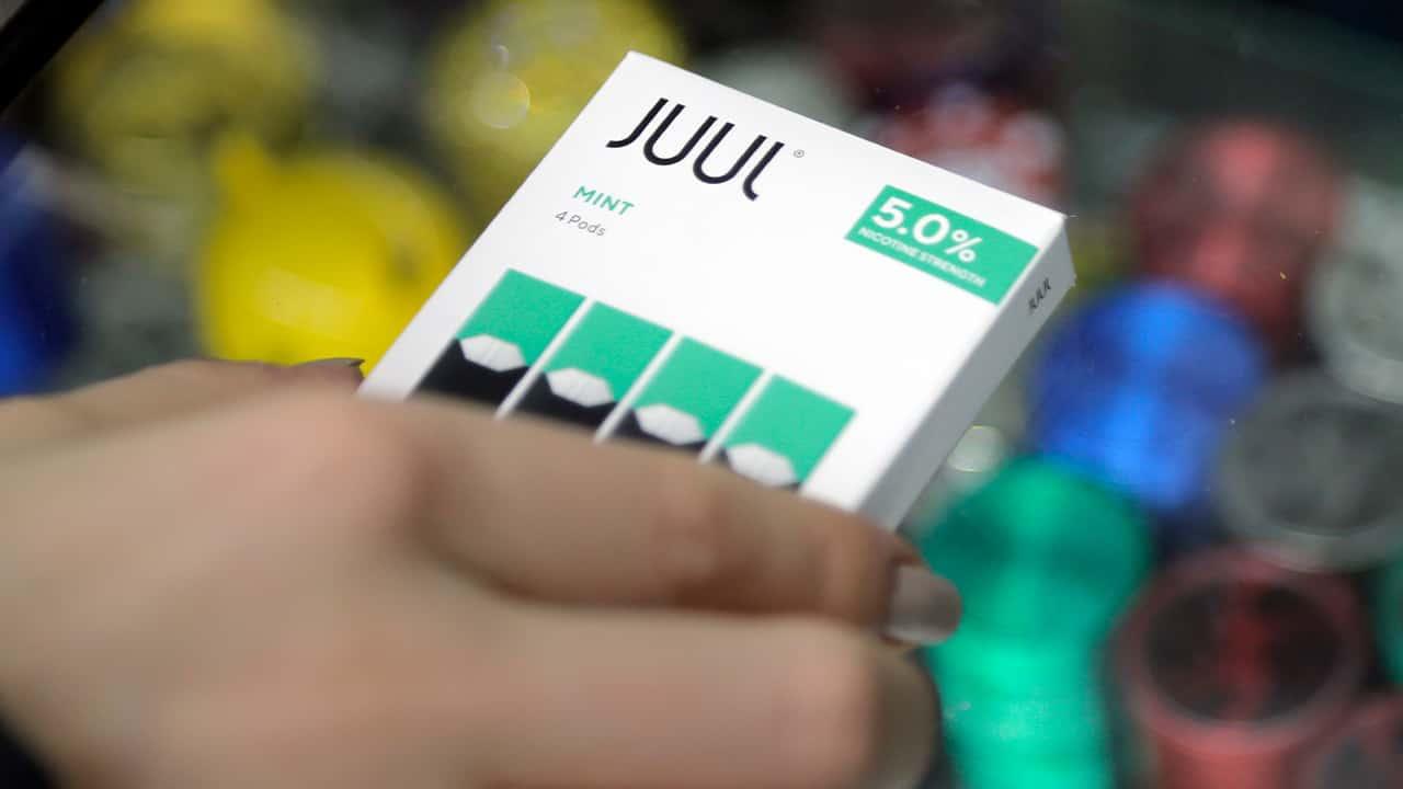 Photo of Juul refills