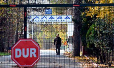 Photo of Pazarkule border gate, Edirne, Turkey