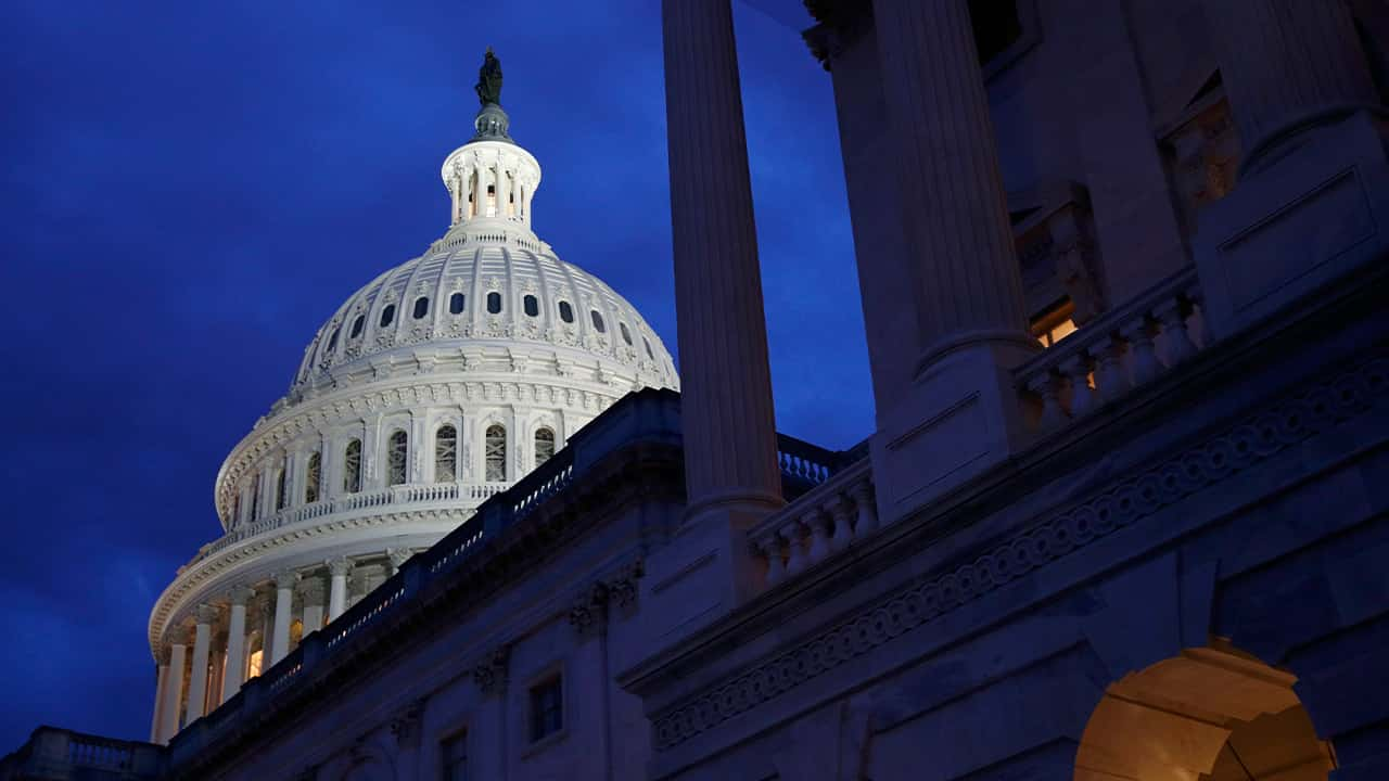 Photo of the U.S. Capitol dome