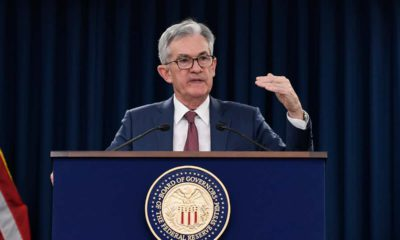 Photo of Federal Reserve Chairman Jerome Powell