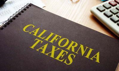 Photo of California taxes