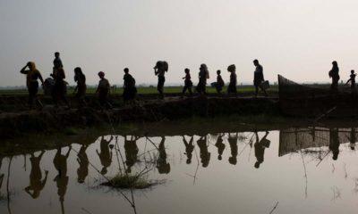 Photo of Myanmar's Rohingya ethnic minority