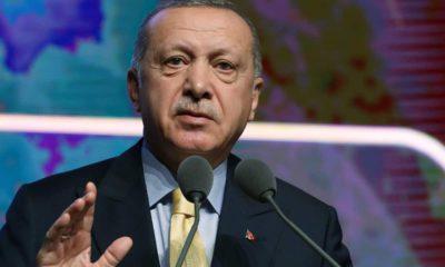Photo of Turkish President Recep Tayyip Erdogan